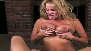 KELLY MADISON Swallowing Compilation