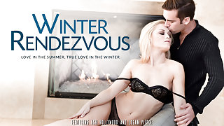 Ash Hollywood & Logan Pierce in Winter Rendezvous Video