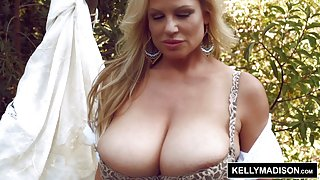 Kelly Madison Horsin' Around