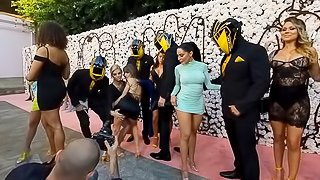 2018 Pornhub Awards Red Carpet 360