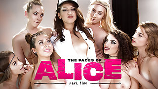 Sara Luvv & Bree Daniels & Cadence Lux in The Faces of Alice: Part Five - GirlsWay