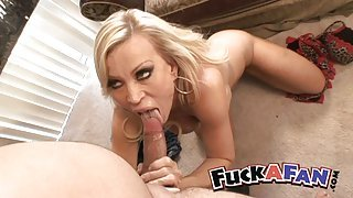 Heather Starlet takes all of...
