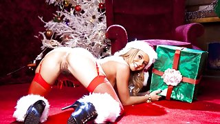 Bree Olson in My Christmas Gift Video