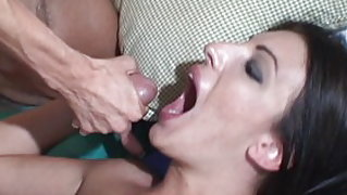 Hottest pornstars Gia Paloma, Hillary Scott and Missy Monroe in best small tits, cumshots porn video