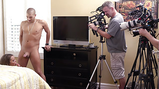 Sydney Cole & Liza Rowe & Gina Valentina & Xander Corvus in My Stepbrother Likes To Fuck Me - PeterNorth