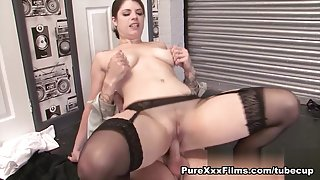 Lucia Love in Do I Need To Call For Backup? Video