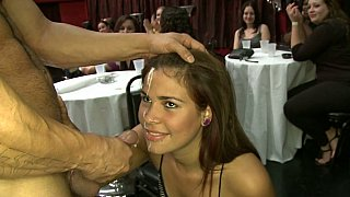 Party starts with public facial