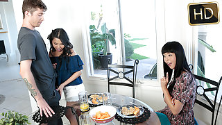 Cindy Starfall and Marica Hase in Bad and Breakfast - BadMilfs
