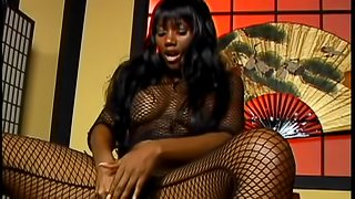 Hot Ebony Pegging A Horny Dude With A Nasty Foot Fetish